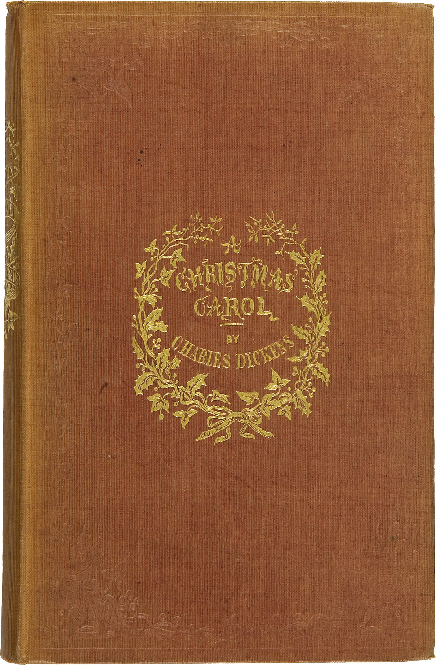 A Christmas Carol Reading
